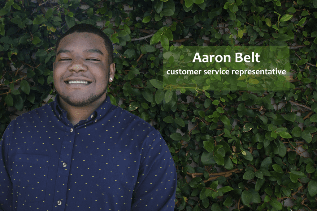 Aaron Belt Customer Service Representative BuWit Offers2Owners