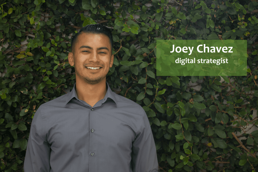 Offers2Owners O2O Digital Marketing Strategist Joey Chavez