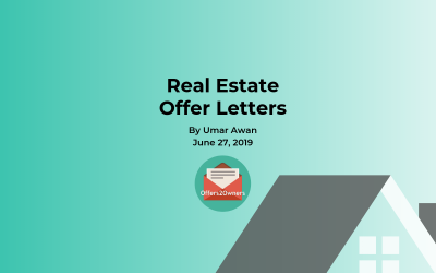 Real Estate Offer Letters