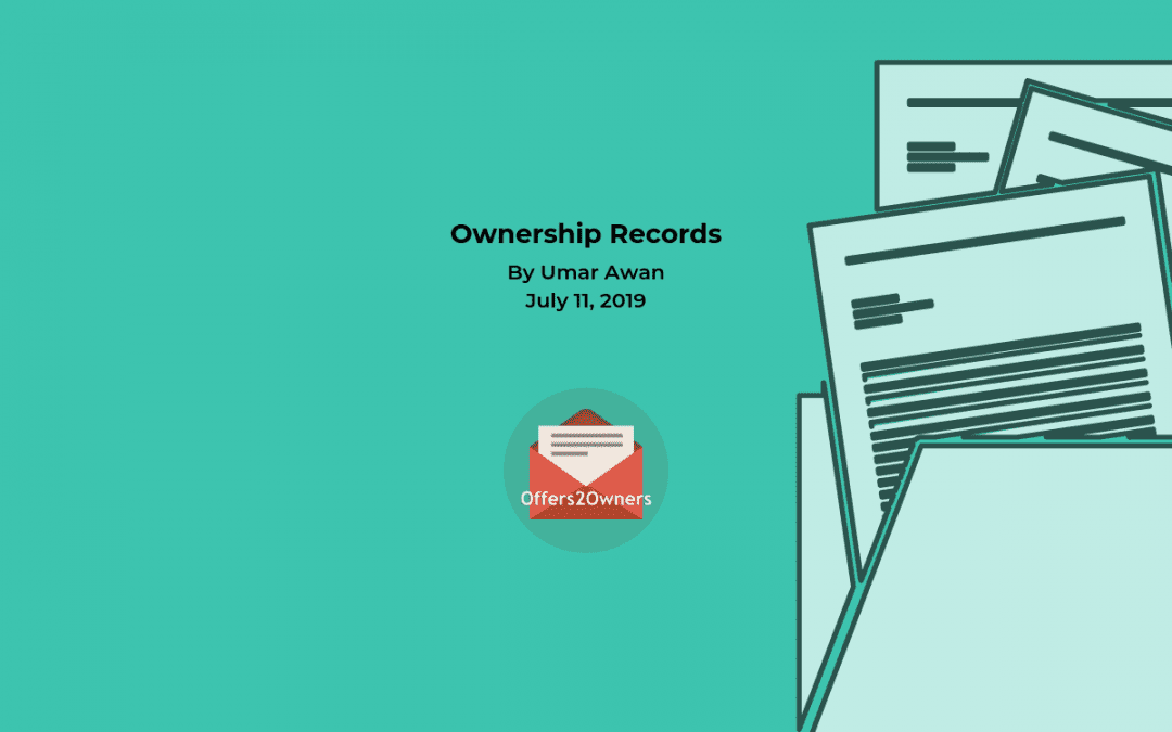 Ownership Data Records