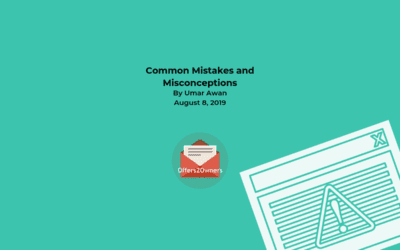 Common Mistakes and Misconceptions